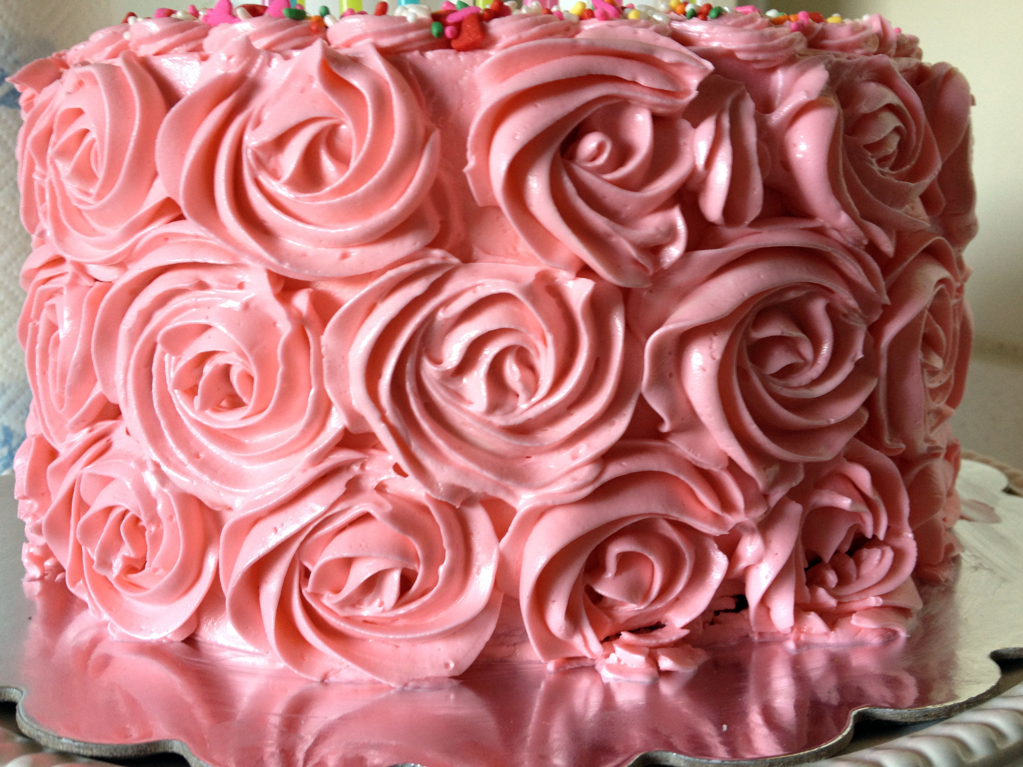 rosette icing tip
