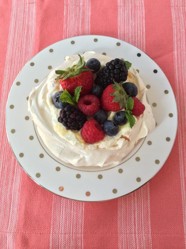 gluten free spring dessert